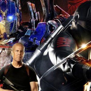 El universo de Hasbro y Paramount podría tener 11 películas