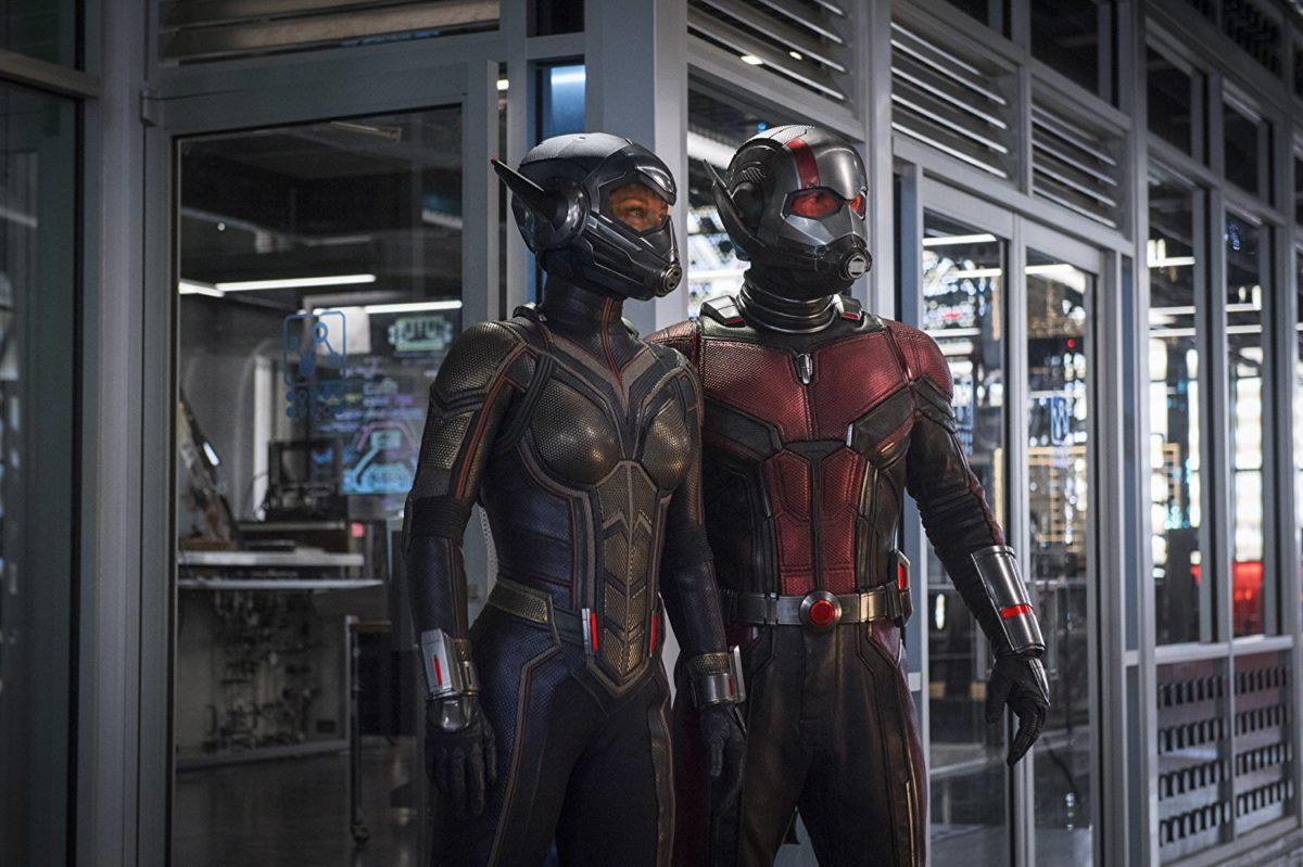 Ant-Man and the Wasp debuta su primer espectacular y divertido tráiler