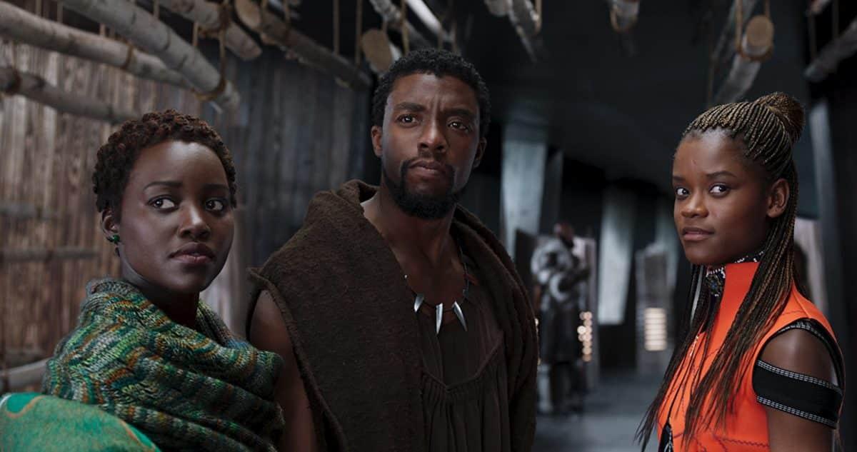 Black Panther ya es la tercera película más taquillera de Marvel