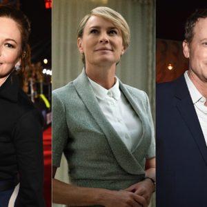 House of Cards reanuda producción junto a fichaje de Diane Lane y Greg Kinnear