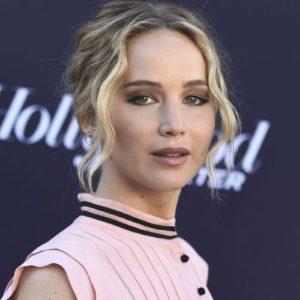 Jennifer Lawrence dejará de actuar durante un año