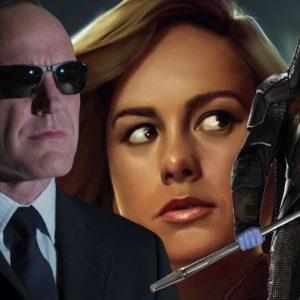 Captain Marvel arranca rodaje y expande su elenco