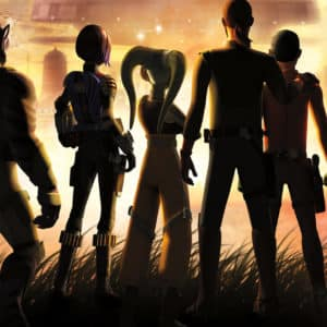 Adios Star Wars Rebels