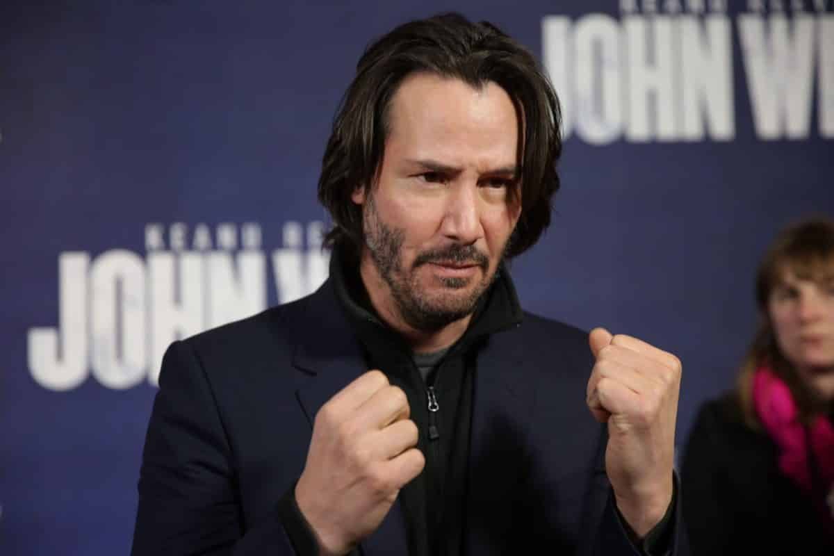 Netflix quiere vestir a Keanu Reeves de superhéroe justiciero en Past Midnight.