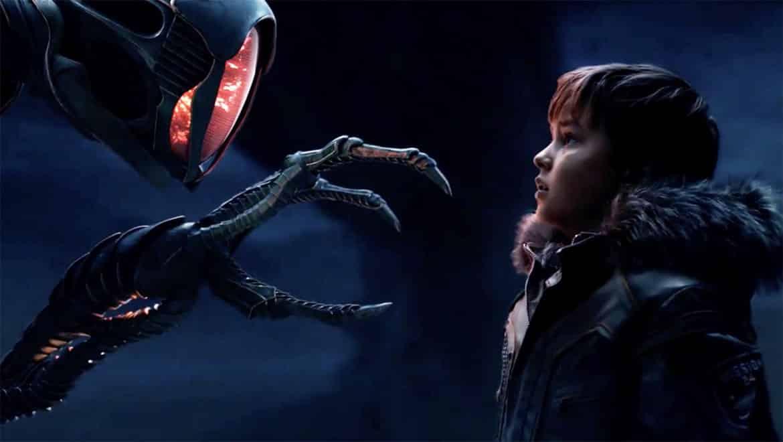 Netflix revela alucinante tráiler de Lost in Space, reboot de la serie clásica de los años 60
