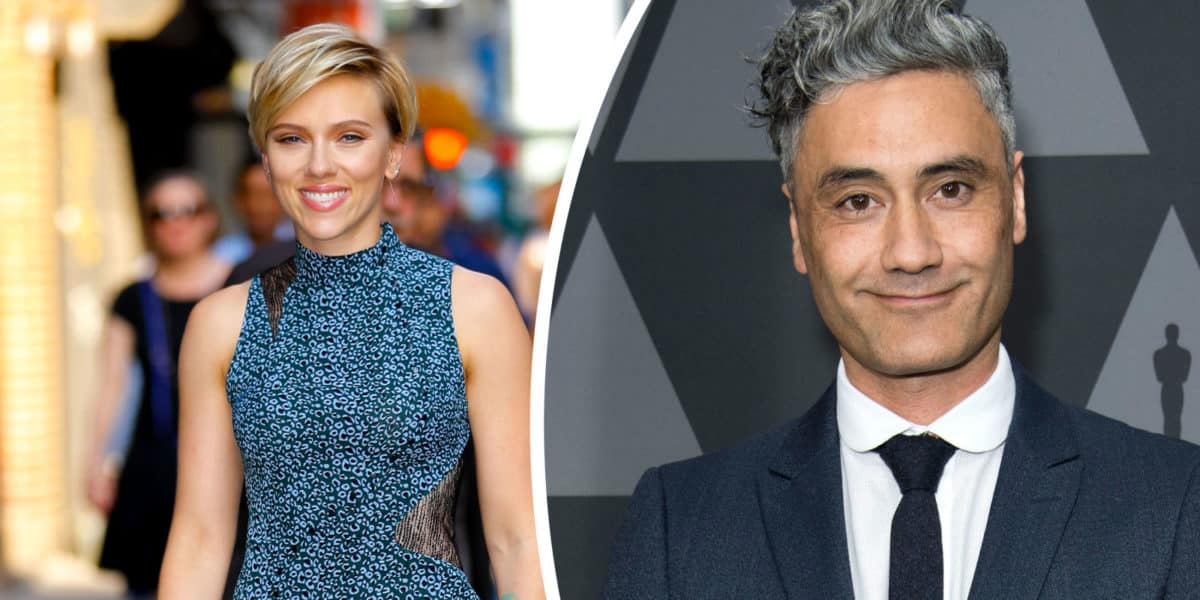 Scarlett Johansson protagonizará Jojo Rabbit de Taika Waititi para Fox Searchlight
