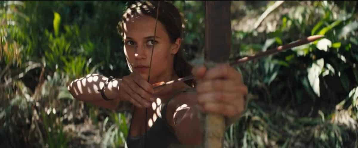 Black Panther vs Tomb Raider por la taquilla ¿quién la ganó?