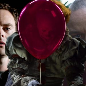 IT: Chapter Two ficha a James McAvoy y Bill Hader