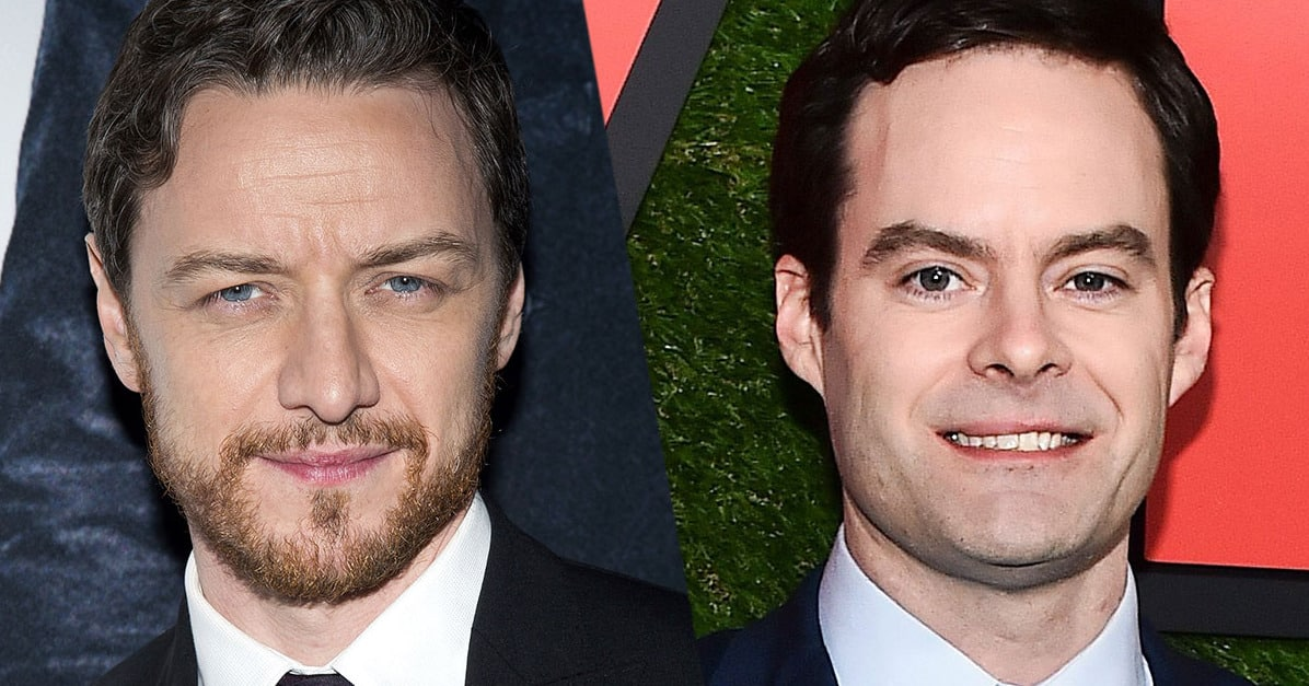 IT: Chapter Two ficha a James McAvoy y Bill Hader para la secuela