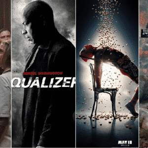 Semana en tráilers: Hotel Artemis, The Equalizer, Deadpool 2, Jurassic World: Fallen Kingdom, Life of the Party