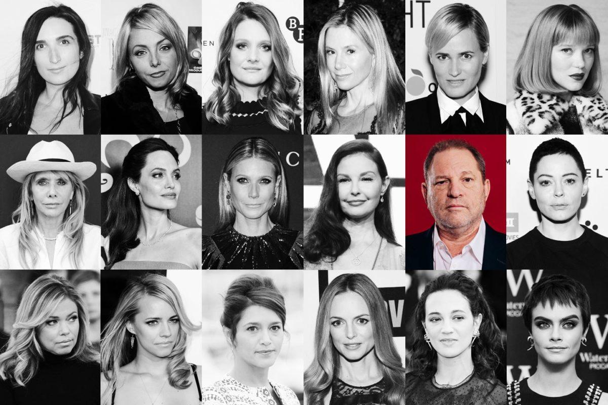 Hollywood reacciona al arresto de Harvey Weinstein en NY