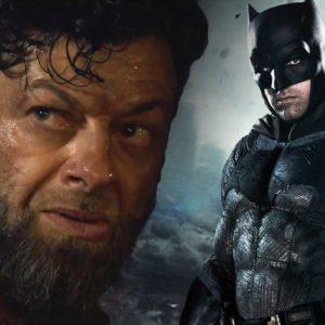 Andy Serkis se sitúa para estar en The Batman