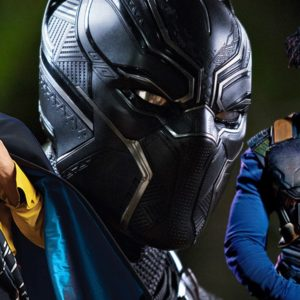 Michael B. Jordan y Donald Glover estarían en Black Panther 2