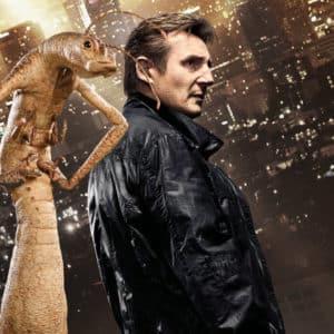 Liam Neeson se une a Chris Hemsworth y Tessa Thompson en spinoff de Men in Black