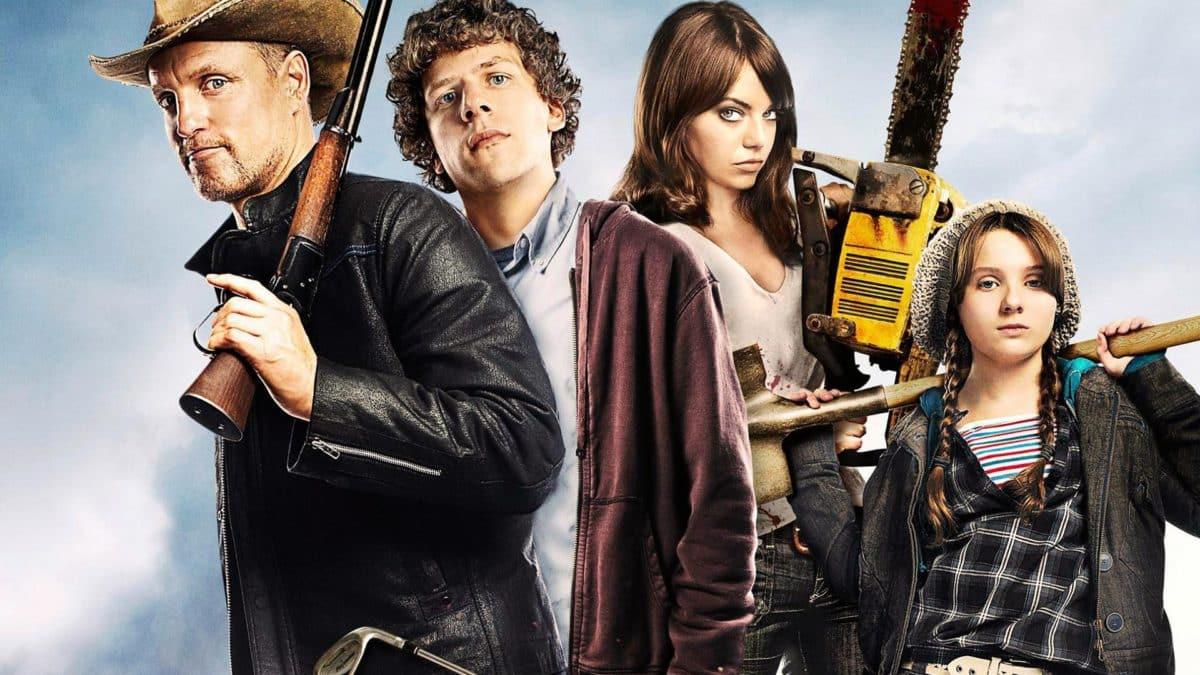 Zombieland 2 llegará en 2019 con reparto y equipo original para Sony Pictures