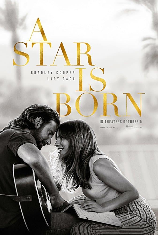 A Star is Born: Bradley Cooper y Lady Gaga deslumbran en primer tráiler