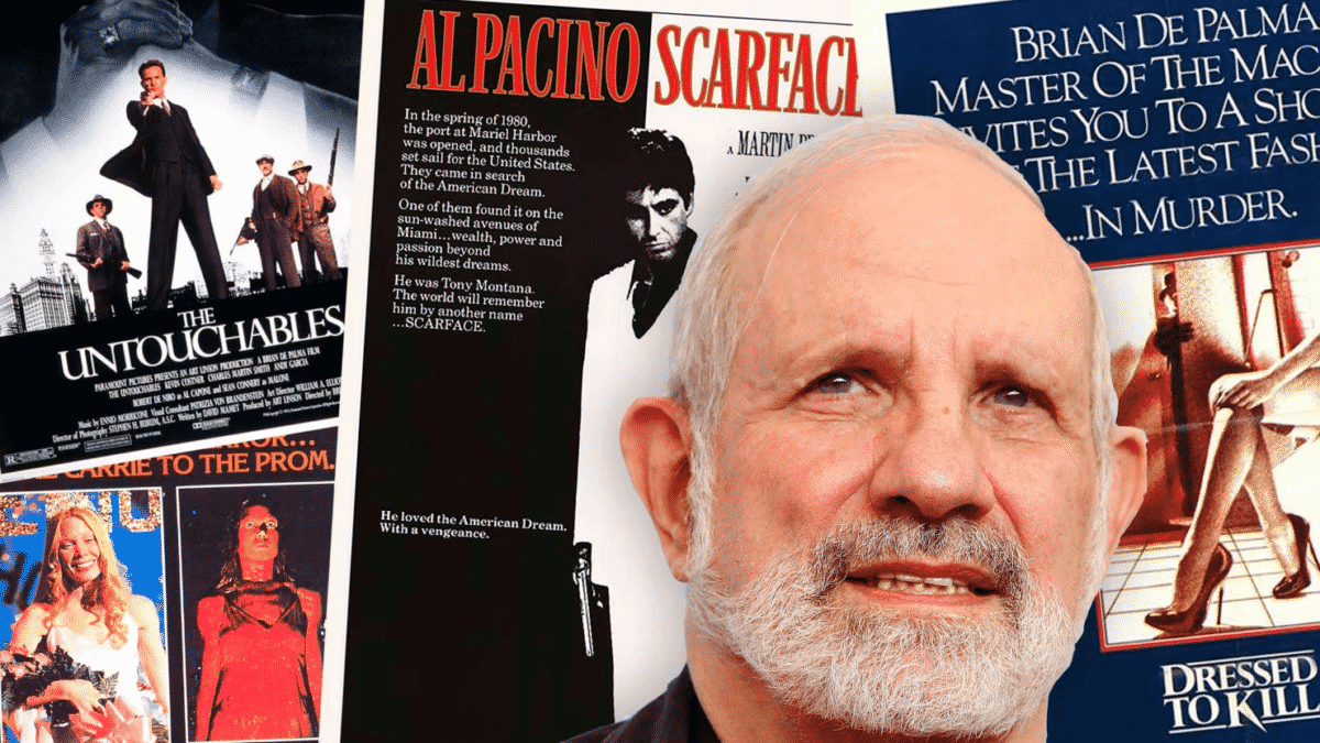Película de terror de Brian De Palma sobre caso Weinstein obtiene título y productores fichados