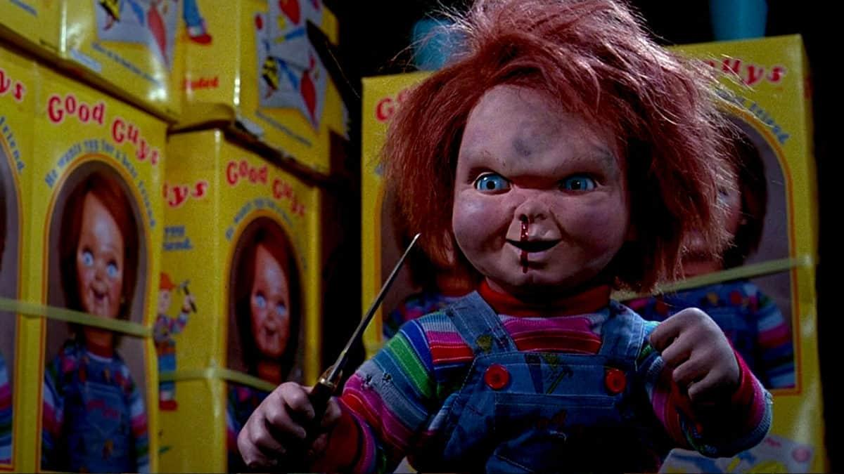 Don Mancini confirma llegada de serie de televisión de Chucky con teaser gif