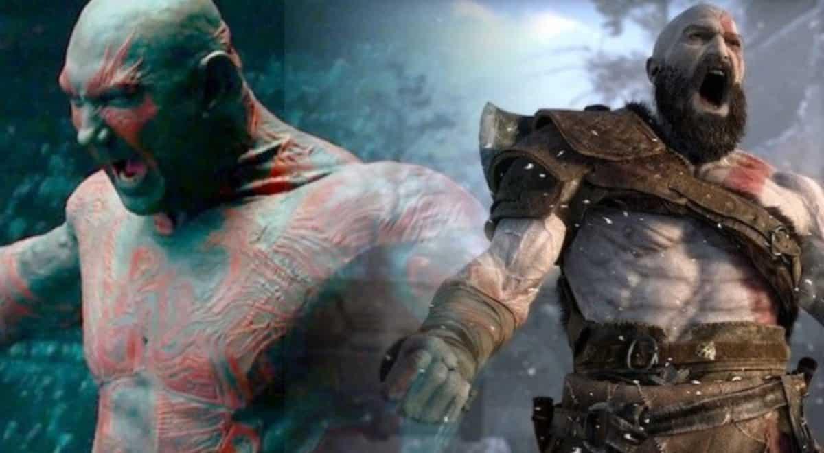 Steven S. DeKnight quiere hacer God of War en versión R-rated con Dave Bautista como Kratos