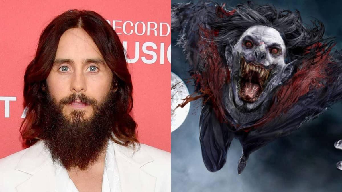 Jared Leto será Morbius en spinoff de Spider-Man de Sony y Marvel Studios