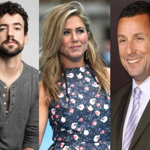 Luis Gerardo Méndez da salto a Hollywood junto a Adam Sandler y Jennifer Aniston
