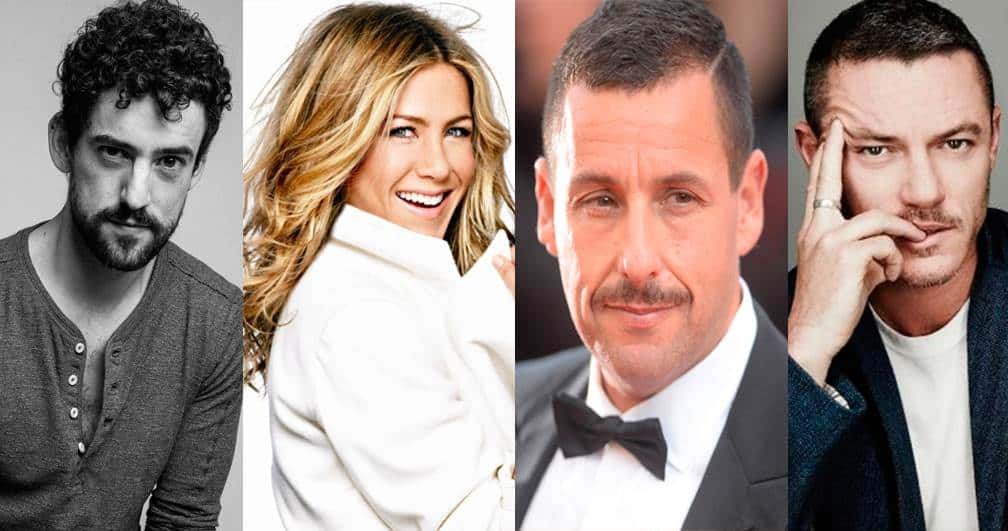 Luis Gerardo Méndez da salto a Hollywood junto a Adam Sandler y Jennifer Aniston en Murder Mystery de Netflix