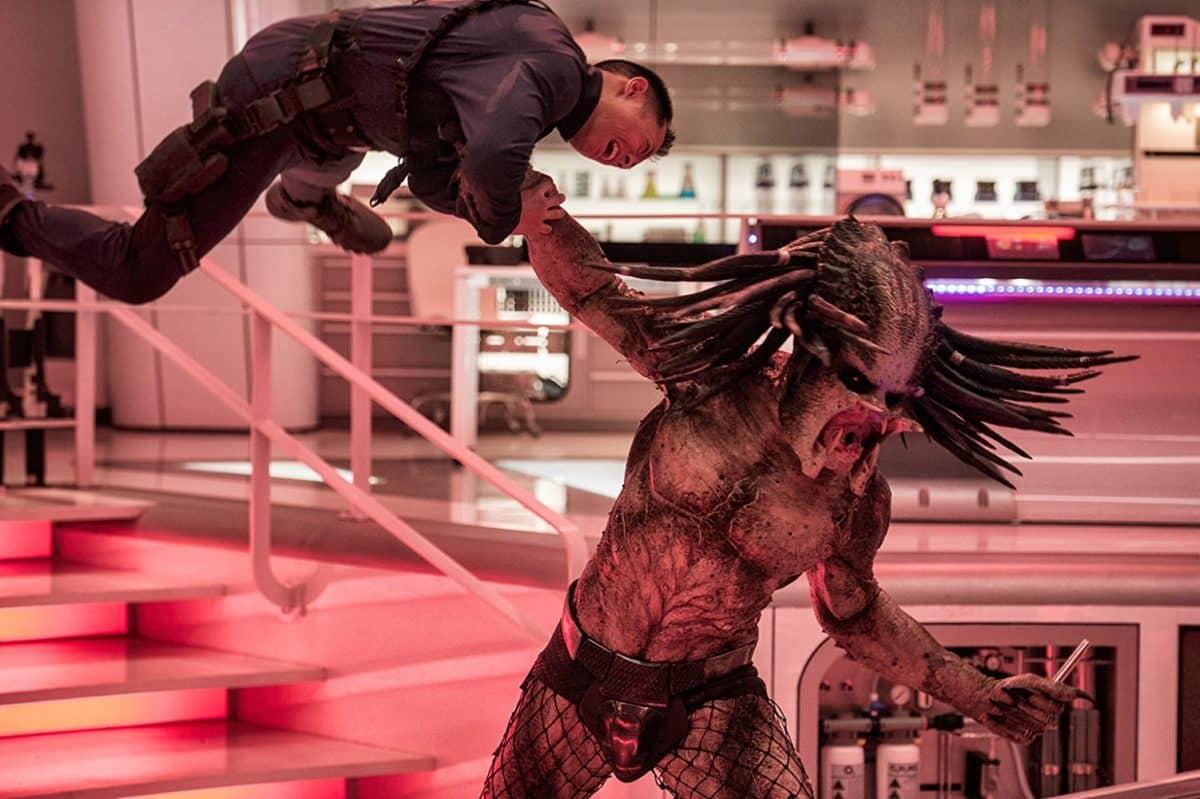 The Predator convence con espectacular tráiler completo versión RedBand vía Fox