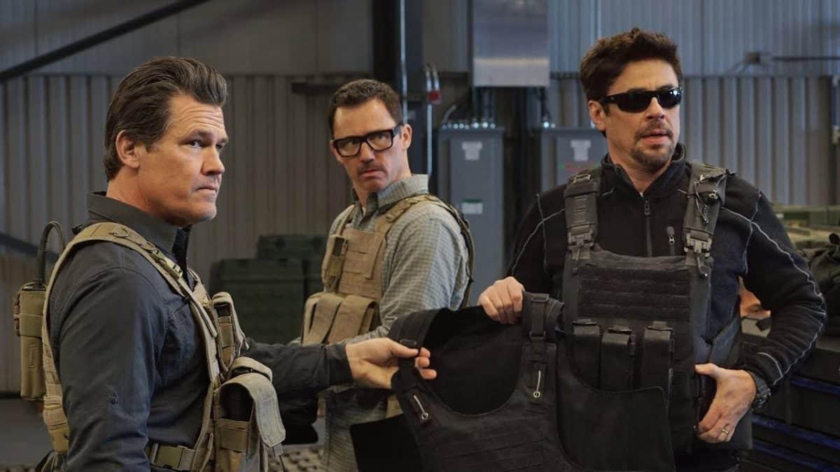 Sicario: Day of the Soldado y las espectaculares primeras críticas de la producción de Sony Pictures