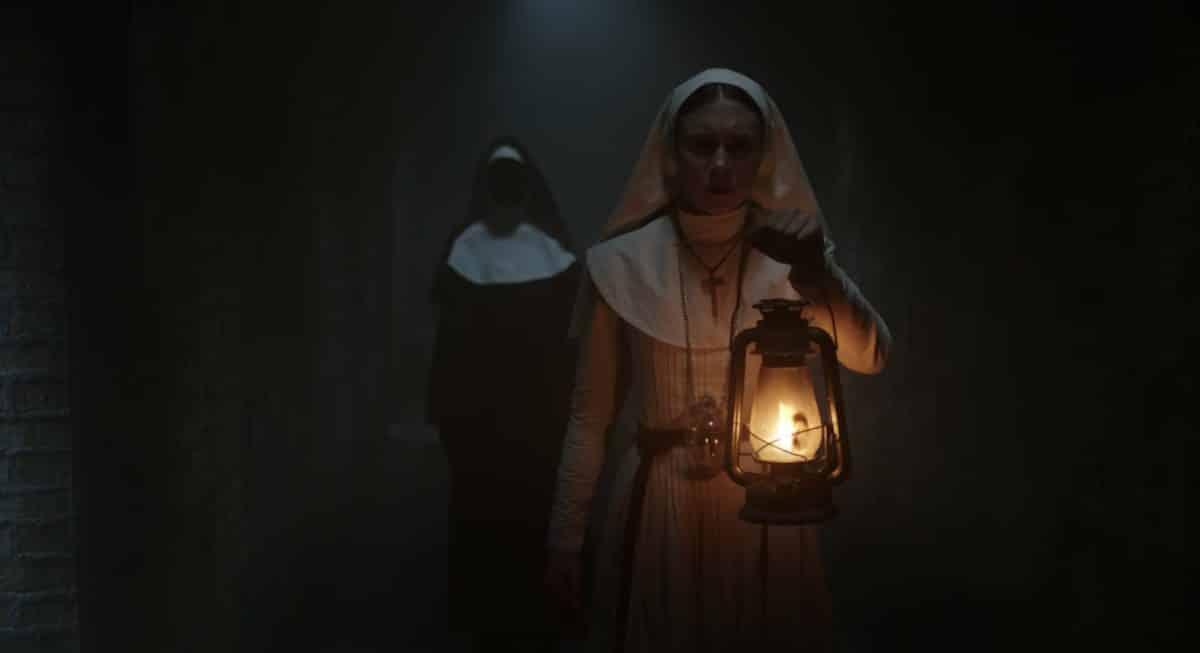 The Nun revela inquietante teaser tráiler con Taissa Farmiga y Demián Bichir