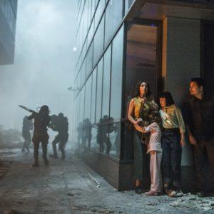 Primer vistazo al thriller de ciencia ficción Extinction de Netflix