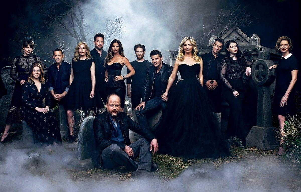Joss Whedon desarrolla reboot de Buffy the Vampire Slayer
