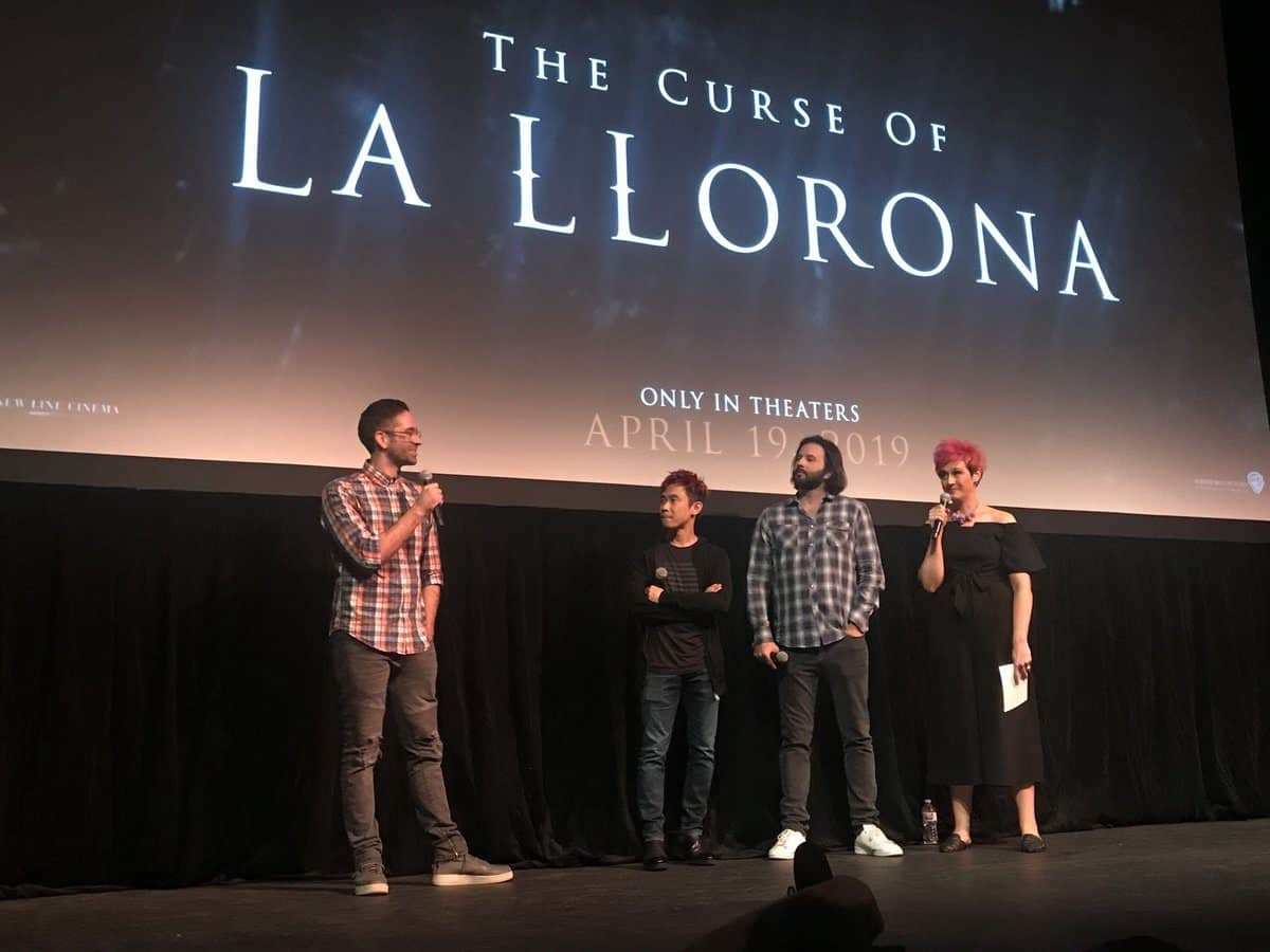 #SDCC18: James Wan presenta The Curse of La Llorona, Annabelle 3, IT: Chapter Two y The Nun en San Diego