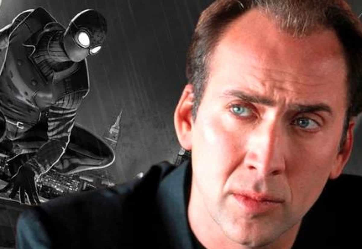 Nicolas Cage será Spider-Man Noir en Spider-Man: Into the Spider-Verse de Sony Pictures