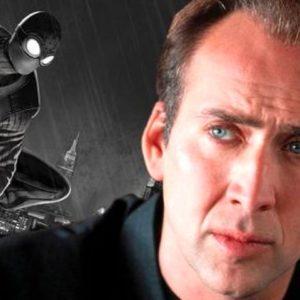 Nicolas Cage será Spider-Man Noir en Spider-Man: Into the Spider-Verse