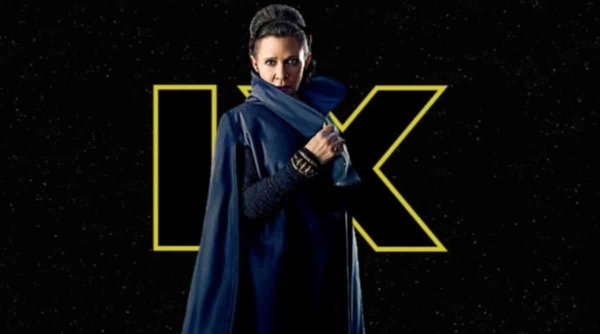 OFICIAL: Carrie Fisher estará en Star Wars: Episode IX