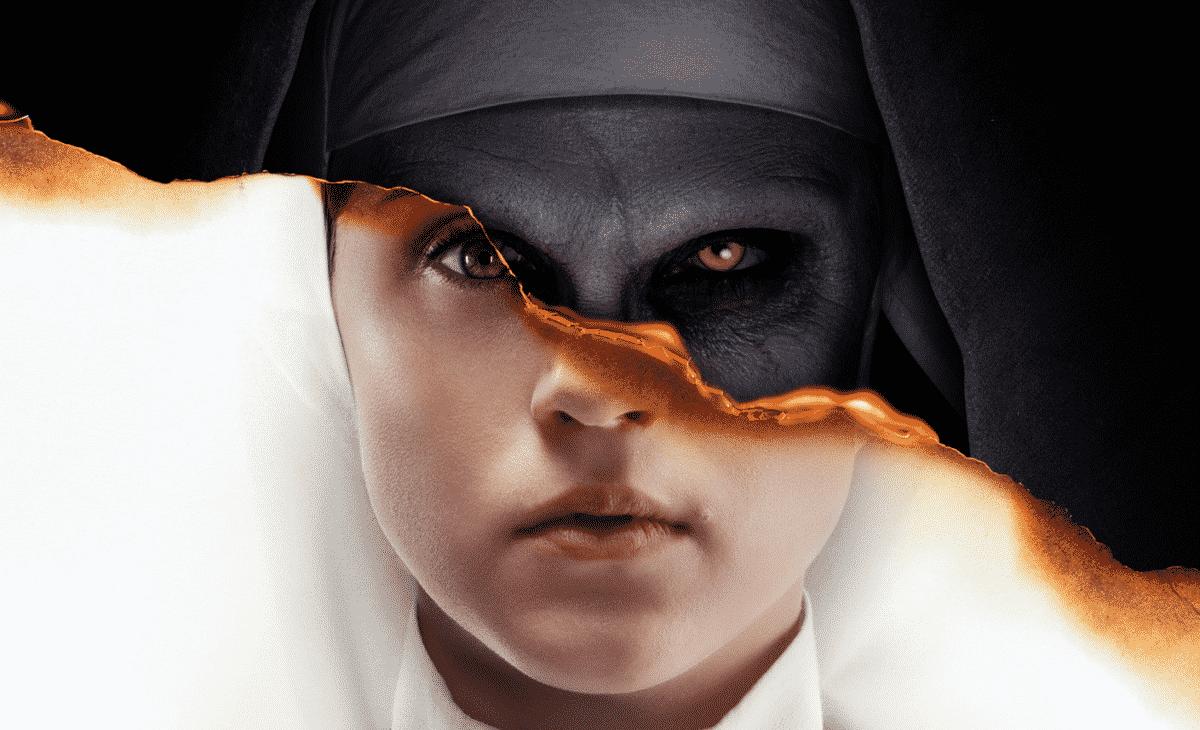 #SDCC18: The Nun y Halloween revelan escalofriantes pósters para la convención.