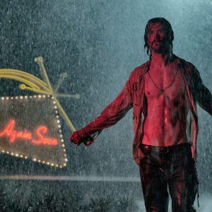 Malos tiempos en El Royale, la película de Drew Goddard antes de X-Force