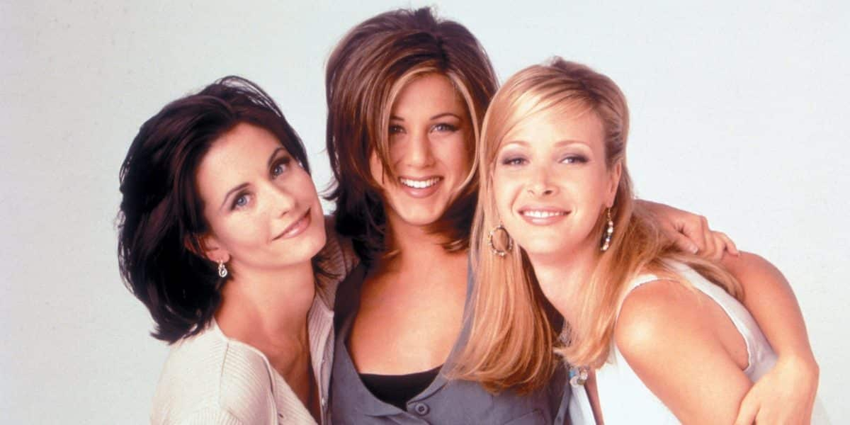 Jennifer Aniston 'fantasea' con el regreso de Friends la popular sitcom de NBC