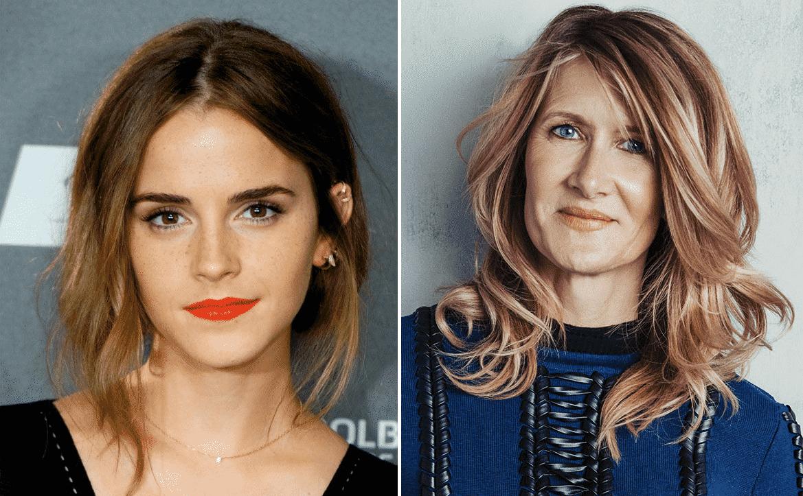 Emma Watson y Laura Dern negocian sumarse a Little Women de Greta Gerwig y gran elenco