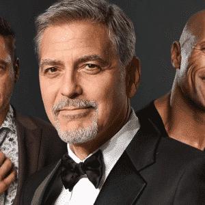 Los diez actores mejor pagados del 2018