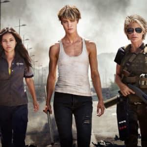 La nueva Terminator revela primer vistazo a su elenco