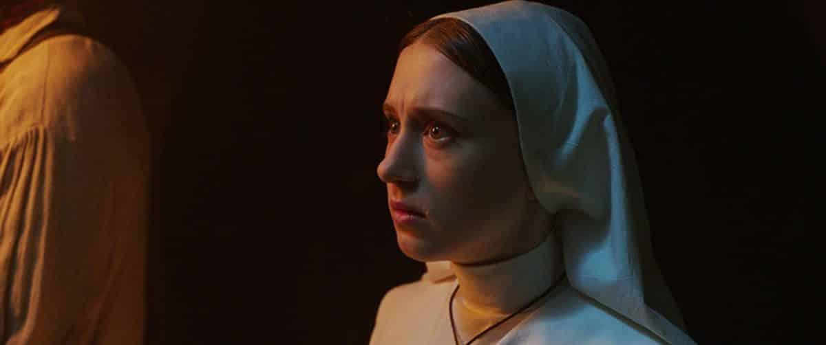 The Nun lanza pósters para Latinoamérica y Reino Unido como parte de su campaña