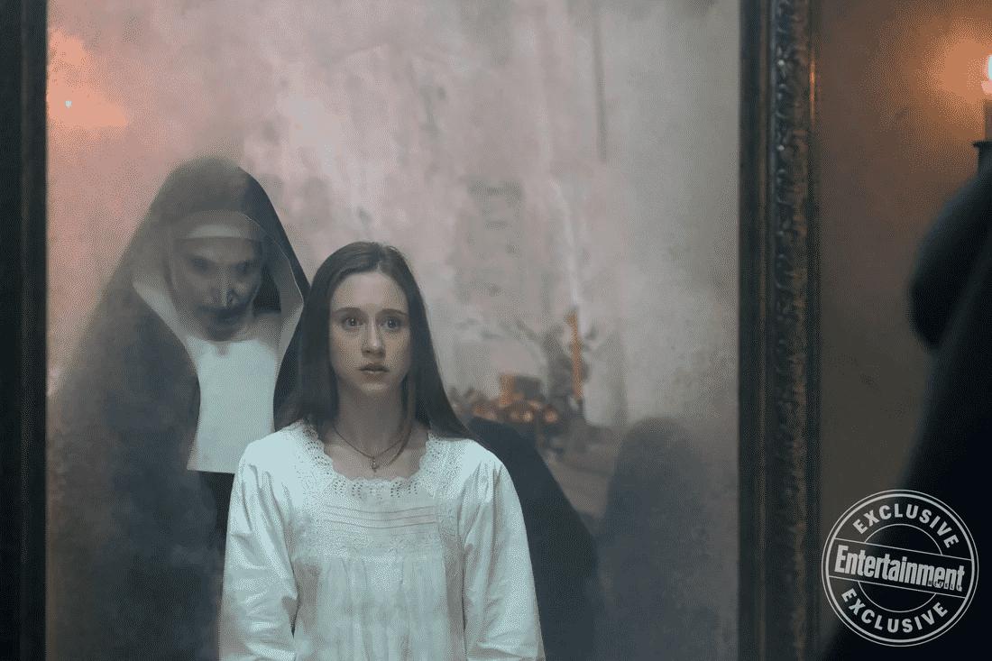 The Nun revela nuevas imágenes del capítulo más oscuro del Conjuro de New Line