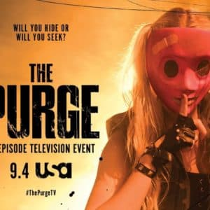 La serie The Purge libera pósters oficiales de cara a estreno