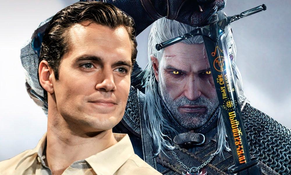 Henry Cavill será Geralt of Rivia en The Witcher de Netflix a manera de serie de tv