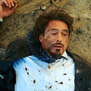 Así fue la (desastrosa) primera prueba de Robert Downey Jr. como Tony Stark
