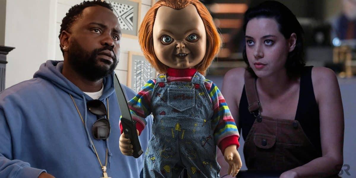 Aubrey Plaza y Brian Tyree Henry negocian protagonizar reboot de Child's Play de MGM