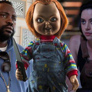 Aubrey Plaza y Brian Tyree Henry negocian protagonizar reboot de Child's Play