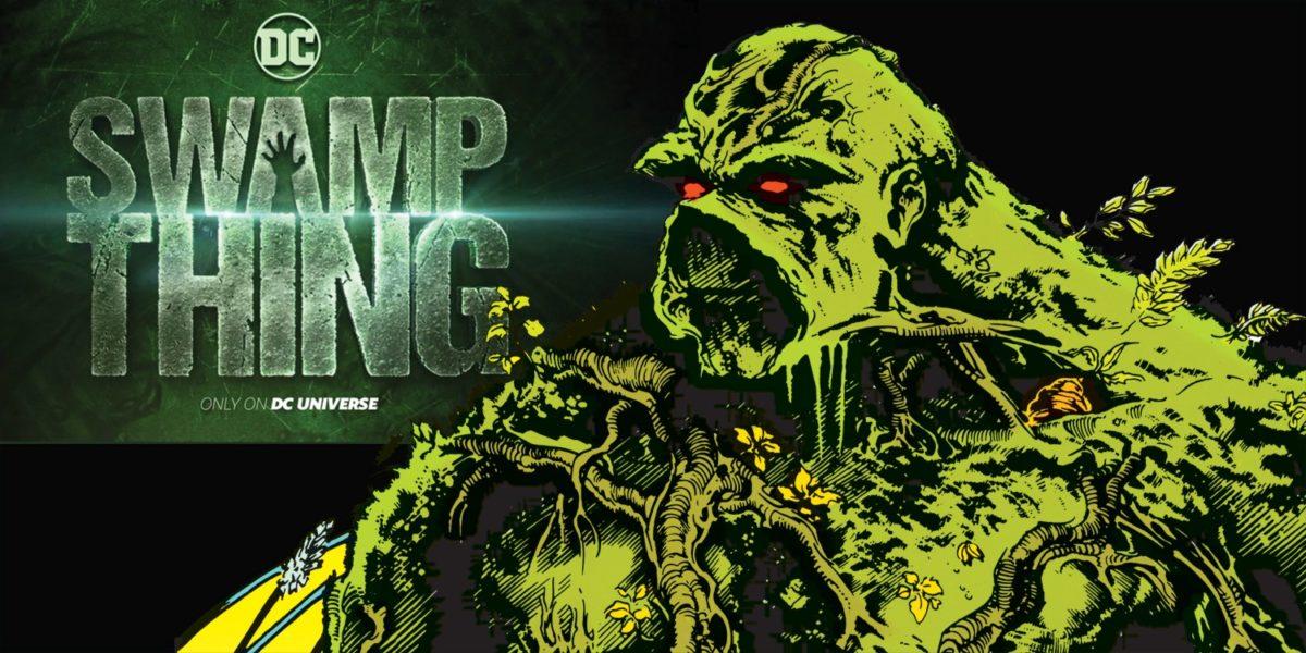 Swamp Thing de James Wan se estrenará en mayo en DC Universe el servicio de streaming exclusivo de DC