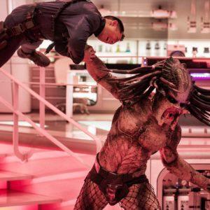 The Predator eliminó escena con actor condenado por delitos sexuales